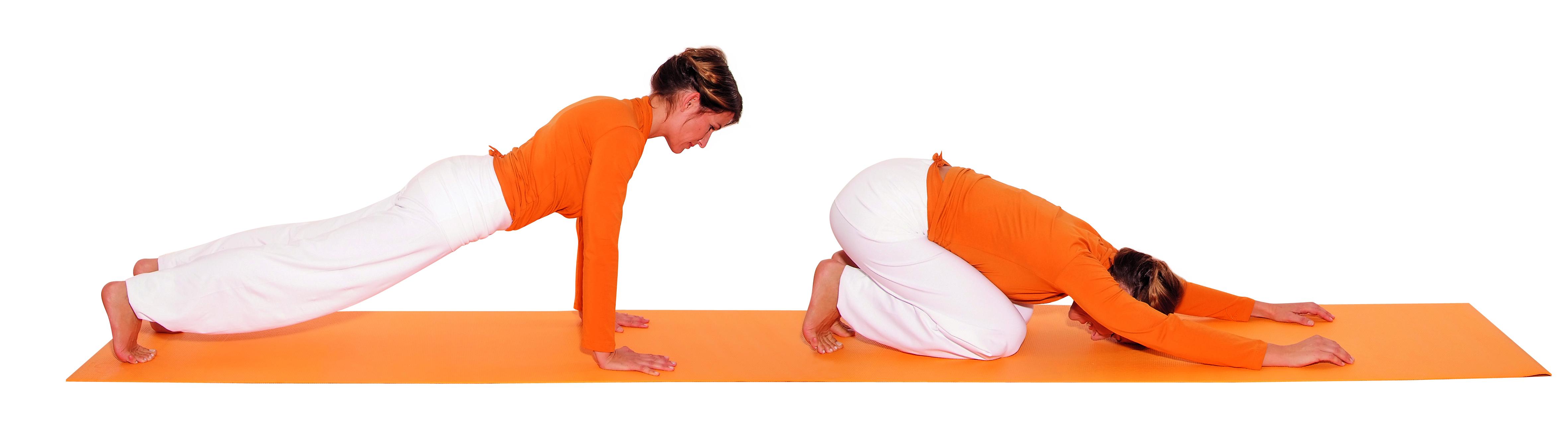 detox yogaflow brett stellung des kindes. Black Bedroom Furniture Sets. Home Design Ideas